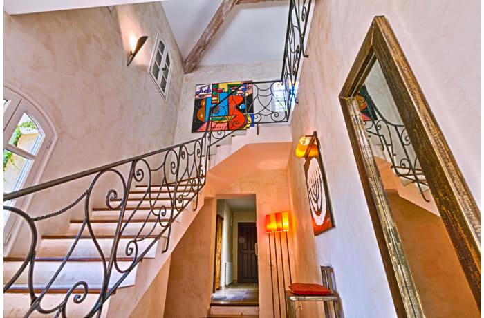 Apartment in Villa Louna, Saint-Tropez - 16