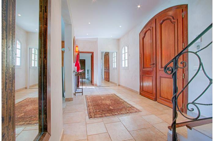 Apartment in Villa Louna, Saint-Tropez - 14