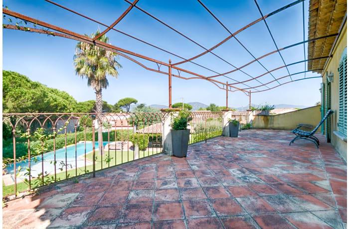 Apartment in Villa Louna, Saint-Tropez - 3