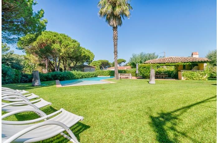 Apartment in Villa Louna, Saint-Tropez - 2