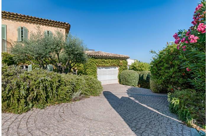 Apartment in Villa Louna, Saint-Tropez - 31