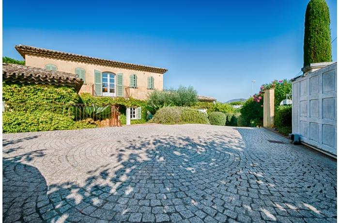 Apartment in Villa Louna, Saint-Tropez - 32