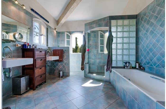 Apartment in Villa Louna, Saint-Tropez - 23
