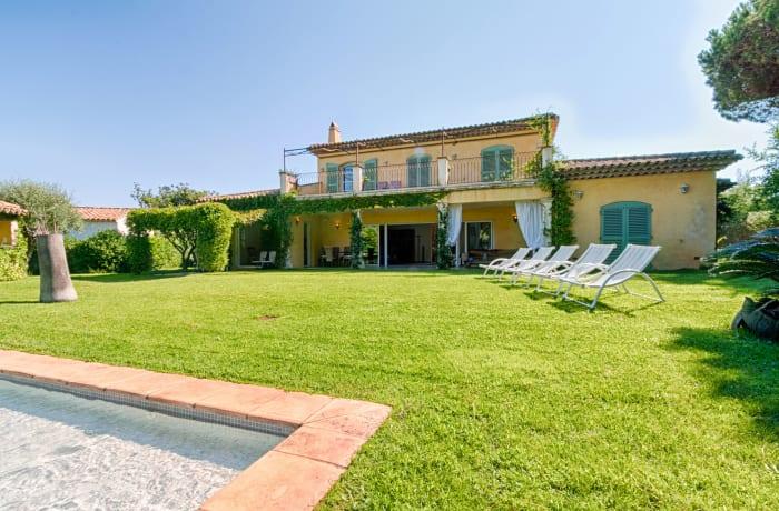 Apartment in Villa Louna, Saint-Tropez - 0