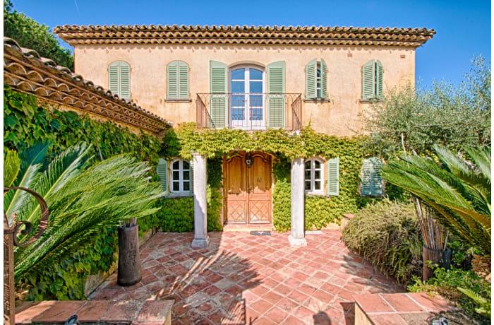 Apartment in Villa Louna, Saint-Tropez - 29