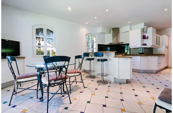 Apartment in Villa Louna, Saint-Tropez - 5