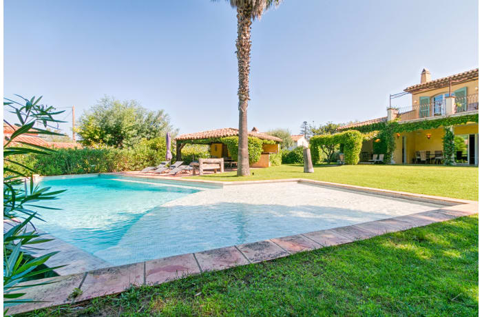 Apartment in Villa Louna, Saint-Tropez - 1