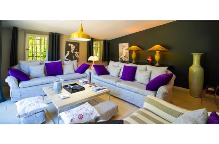 Apartment in Villa Salina, Saint-Tropez - 5