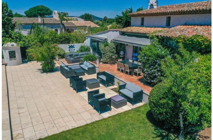Apartment in Villa Salina, Saint-Tropez - 29