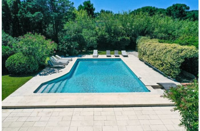 Apartment in Villa Salina, Saint-Tropez - 3