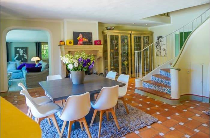 Apartment in Villa Salina, Saint-Tropez - 8