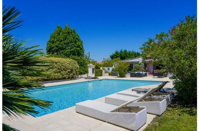 Apartment in Villa Salina, Saint-Tropez - 2