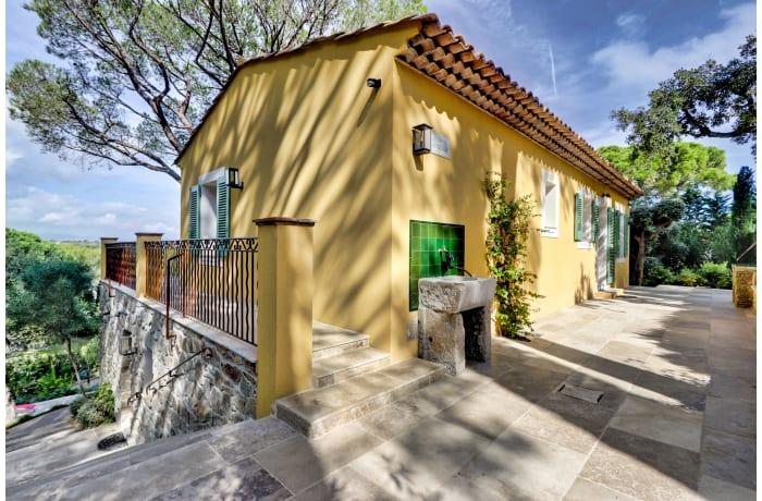 Apartment in Villa Viviane, Saint-Tropez - 19