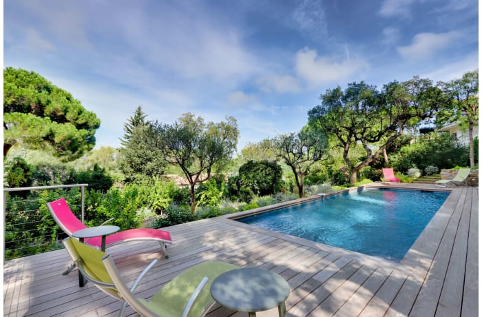 Apartment in Villa Viviane, Saint-Tropez - 2