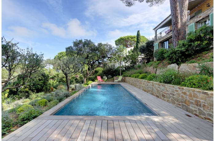 Apartment in Villa Viviane, Saint-Tropez - 3