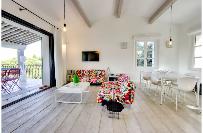 Apartment in Villa Viviane, Saint-Tropez - 4