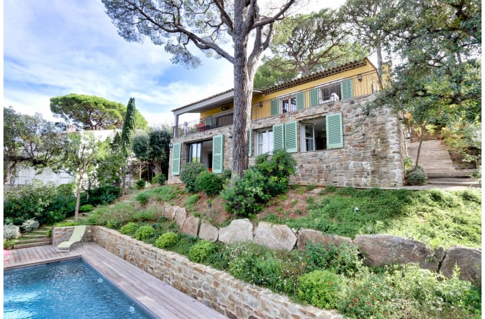 Apartment in Villa Viviane, Saint-Tropez - 1
