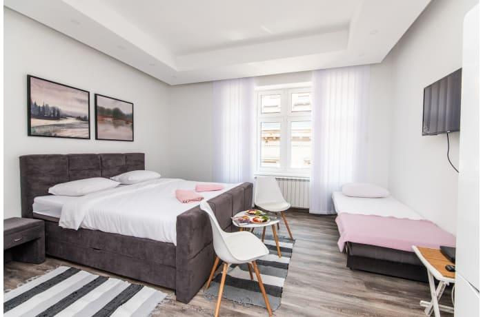Apartment in Muvekita - Ferhadija SA15-1, Bascarsija - 1