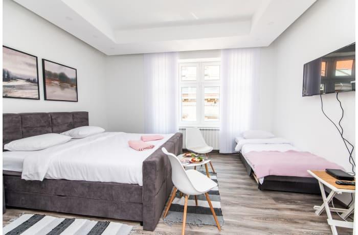Apartment in Muvekita - Ferhadija SA15-1, Bascarsija - 0