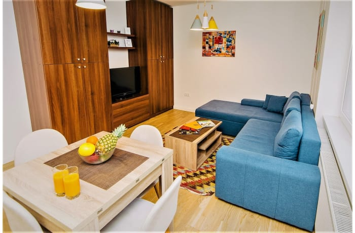 Apartment in Muzicka - Potoklinica SA2, Bascarsija - 0