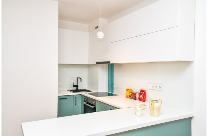 Apartment in Drvenija SA20, Bistrik - 9
