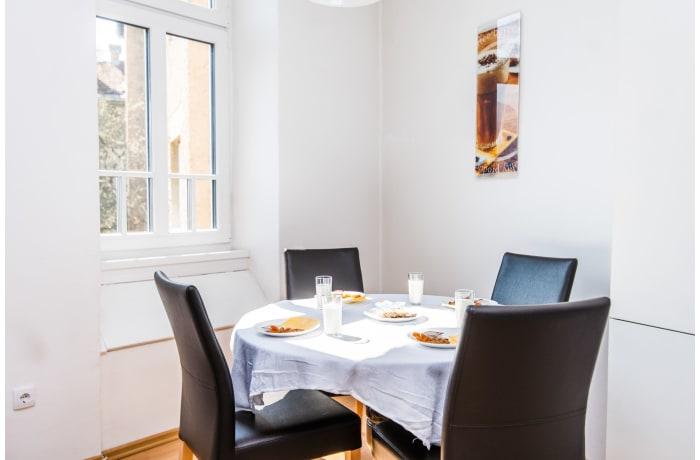 Apartment in Josipa Stadlera SA22-2, Mejtas - 4