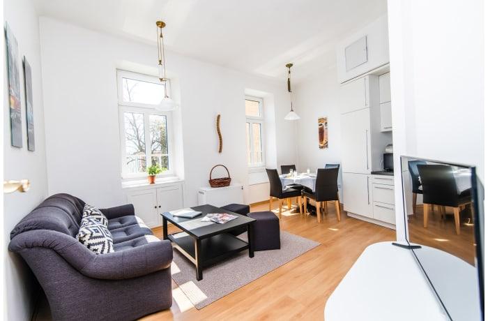 Apartment in Josipa Stadlera SA22-2, Mejtas - 0