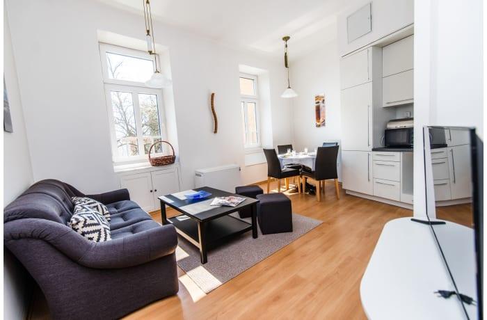 Apartment in Josipa Stadlera SA22-2, Mejtas - 1