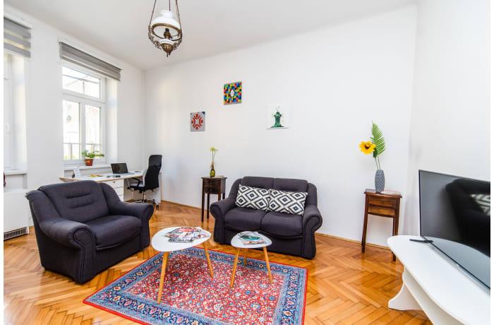 Apartment in Josipa Stadlera SA22, Mejtas - 0