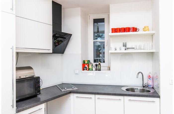 Apartment in Josipa Stadlera SA22, Mejtas - 4