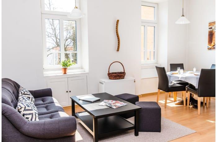 Apartment in Josipa Stadlera SA22, Mejtas - 1
