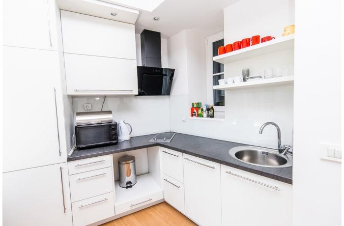 Apartment in Josipa Stadlera SA22, Mejtas - 5