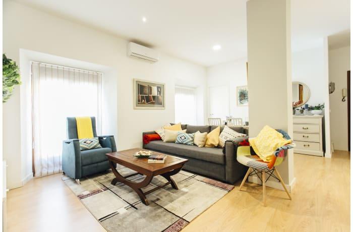 Apartment in Conde de Torrejon III, Alameda de Hercules - 1