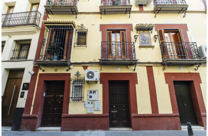 Apartment in Conde de Torrejon III, Alameda de Hercules - 0
