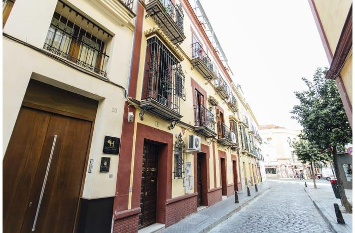 Apartment in Conde de Torrejon III, Alameda de Hercules - 28