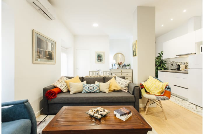 Apartment in Conde de Torrejon III, Alameda de Hercules - 3