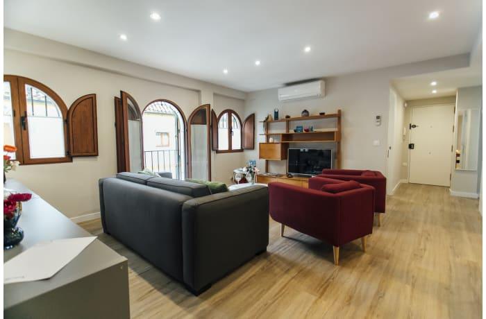 Apartment in San Basilio, Alameda de Hercules - 3