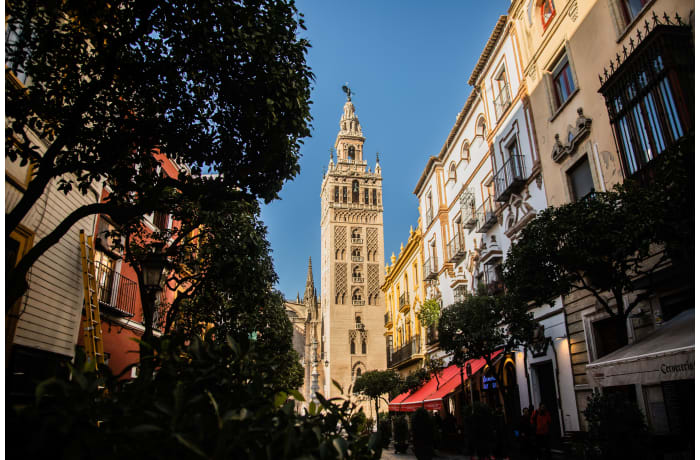 Apartment in Abades Giralda View, City center - 41