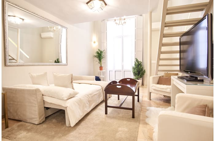 Apartment in Pajaritos Palace, City center - 19