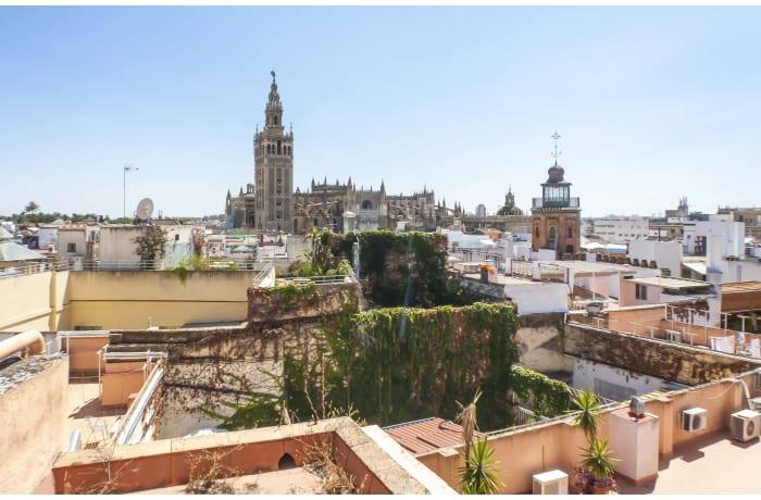Apartment in Pajaritos Palace, City center - 14
