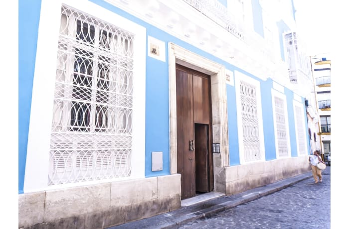 Apartment in Pajaritos Palace, City center - 40