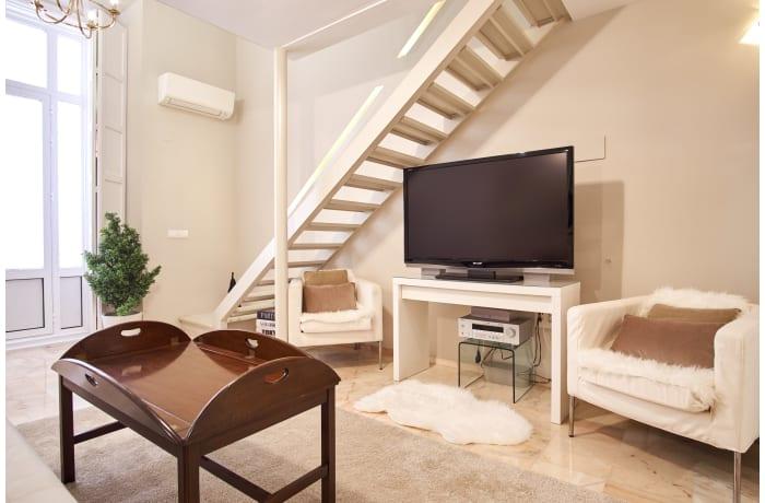 Apartment in Pajaritos Palace, City center - 0