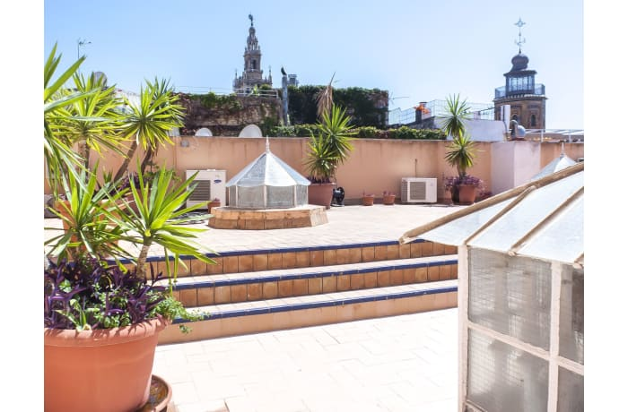 Apartment in Pajaritos Palace, City center - 15