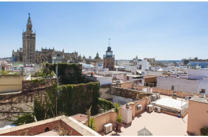 Apartment in Pajaritos Palace, City center - 13