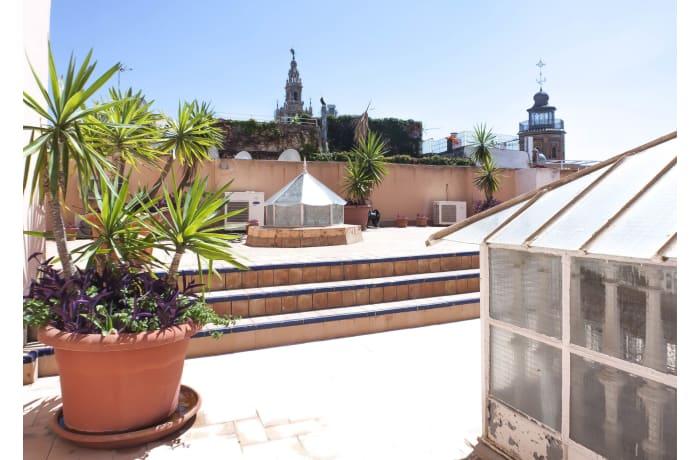 Apartment in Pajaritos Palace, City center - 17