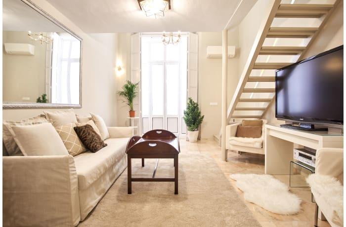 Apartment in Pajaritos Palace, City center - 1