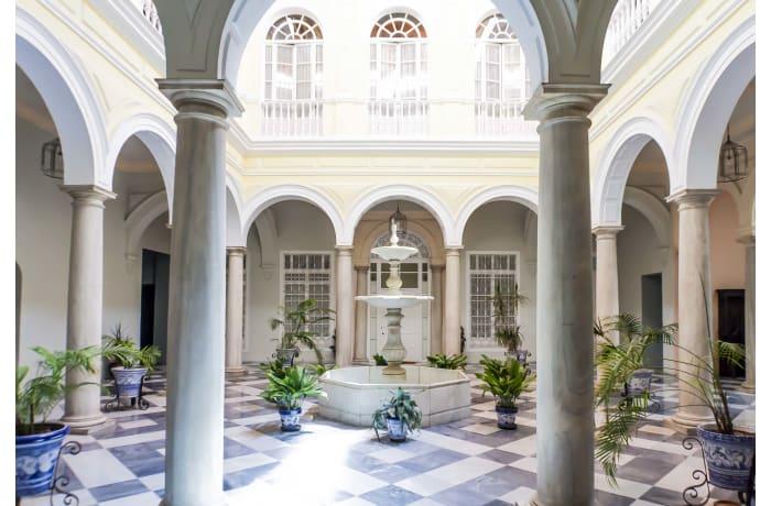 Apartment in Pajaritos Palace, City center - 39