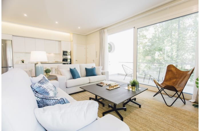 Apartment in Palmera IV, City center - 2