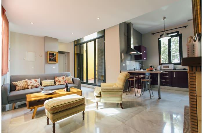 Apartment in Recaredo II, City center - 2