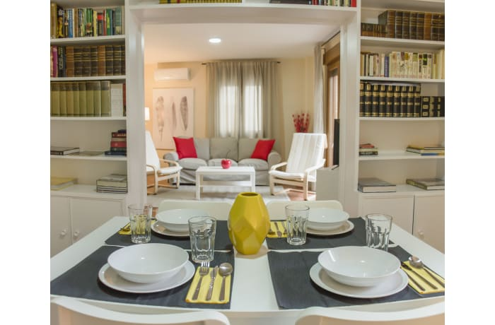Apartment in San Isidoro Central Deluxe, City center - 4